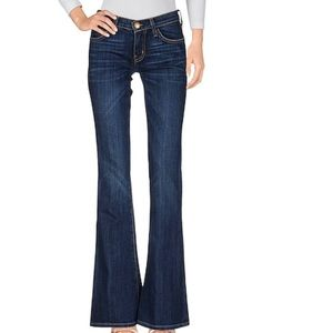 Current Elliot Flare Boot Jeans Mid Rise Size 30
